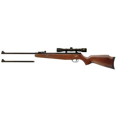 Beeman® Grizzly X2 DC Air Rifle Dual Caliber