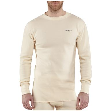 Carhartt® Heavyweight Crewneck Shirt, Natural