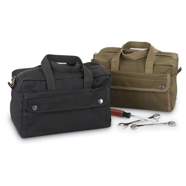 Military-Style Mechanic's Bag