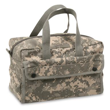 Military-Style Mechanic's Bag, Army Digital
