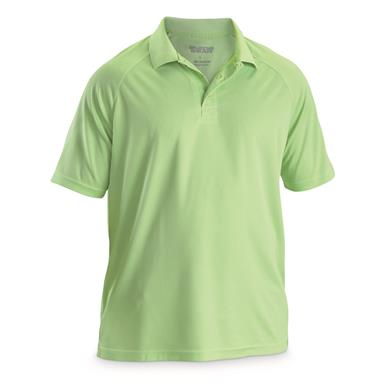 Guide Gear Men's Performance Polo Shirt, Pistachio Green