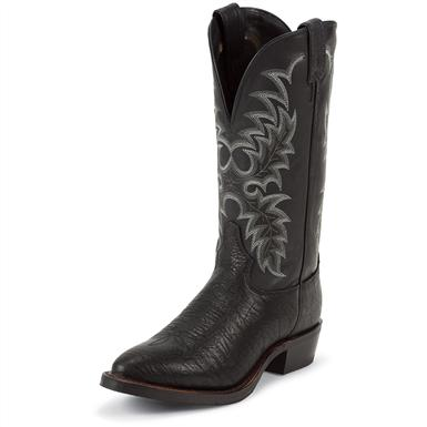 Tony Lama Men's Krauss Tan Cowboy Boots., Black