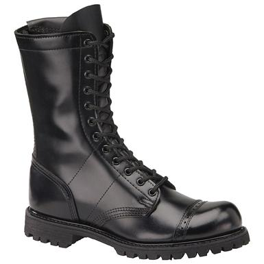 Men's Corcoran® 10 inch Side Zip Field Boots, Black