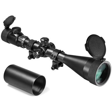 Barska® 6-24x60mm Illuminated Reticle SWAT Tactical Scope