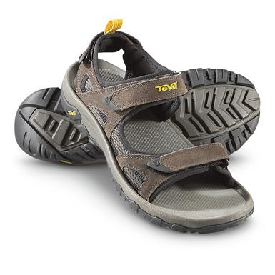 Teva Men's Katari Sandals, Brown Espresso