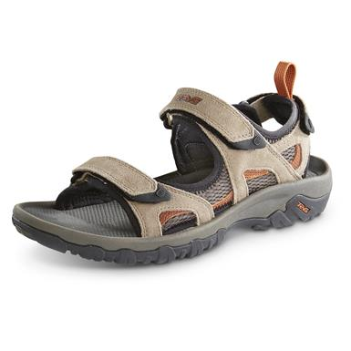 Teva Men's Katari Sandals, Walnut