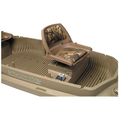 Extra Seat for Beavertail Stealth 2000 Sneak Boat