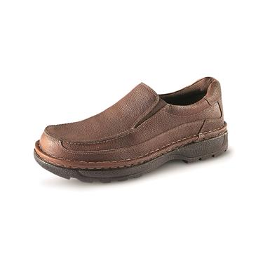 Guide Gear Men's Gunflint Slip On Shoes, Brown