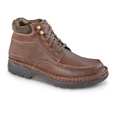 Guide Gear Men's Gunflint Chukkas Boots, Brown