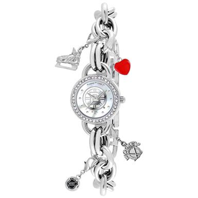 Game Time® NHL® Charm Series Watch, Bruins