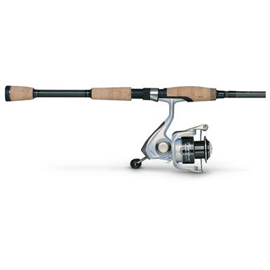 Pflueger Trion 6 foot 6 inch Spinning Combo, Light Action