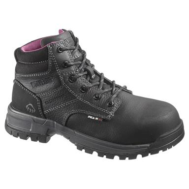 Women's Wolverine® Piper Peak AG CT Boots, Black