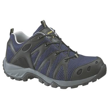 Men's Wolverine® Amherst Composite Toe Trail Running Shoes, Navy