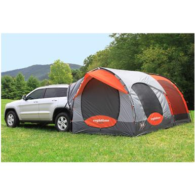 Rightline Gear® SUV Tent with Screen Room  sc 1 st  Sportsmanu0027s Guide & Rightline Gear® SUV Tent with Screen Room - 584418 Truck Tents at ...