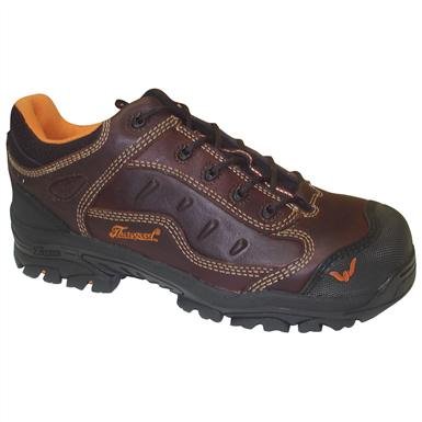 Men's Thorogood® Z-trac SD Sport Oxford Composite Toe Shoes, Brown