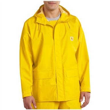 Carhartt® Mayne Lightweight PVC Coat, Yellow