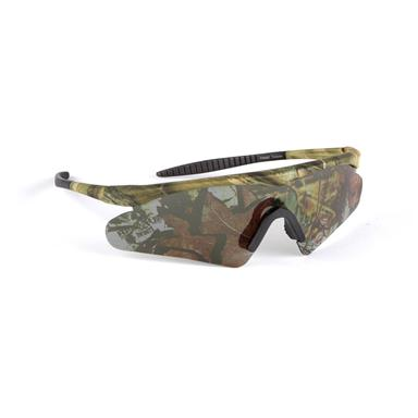 CV Hunt eyewear by CV Sunglasses, LLC, Mossy Oak Break-Up Infinity Camo