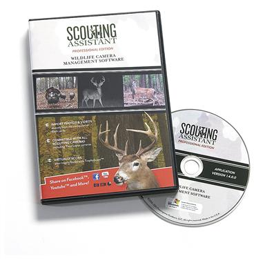Scouting Assistant Pro Camera Management Software