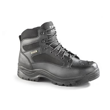 HQ ISSUE Men's Waterproof Tactical Boots, Black