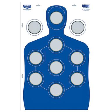 4 Birchwood Casey® Rigid™ Silhouette 10-clay Target Holders