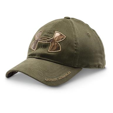 Under Armour Caliber Cap, Dumpster Diver