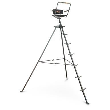 Big Game 12 foot Pursuit Tripod Deer Stand