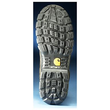 Sure-grip rubber outsole is oil, chemical and slip resistant