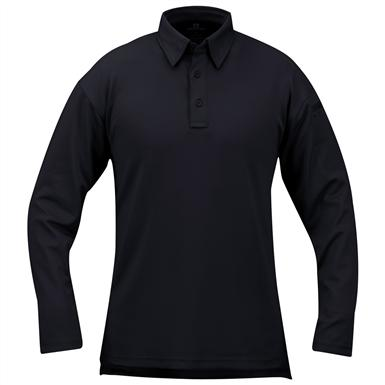 Men's Propper™ I.C.E.™ Long-sleeved Performance Polo Shirt, LAPD Navy