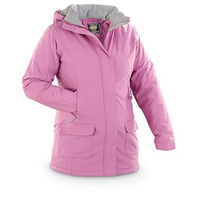 Guide Gear Women's Cascade Parka, Fleece-Lined, Radiant Orchid