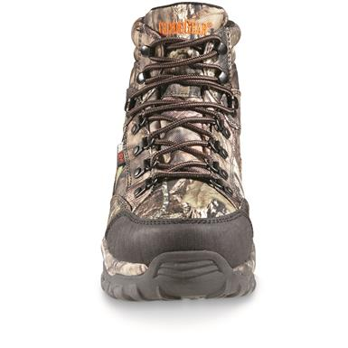 keep your feet warm without weighing you down, Mossy Oak Break-up Country