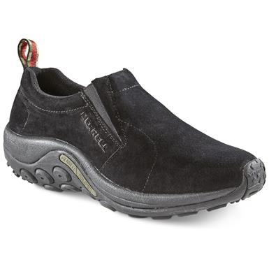 Merrell Men's Jungle Moc Slip On Shoes, Midnight