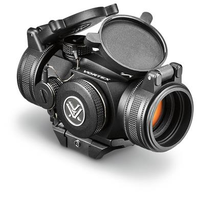 Vortex® Sparc II 2 MOA Waterproof Red Dot Sight, Matte Black
