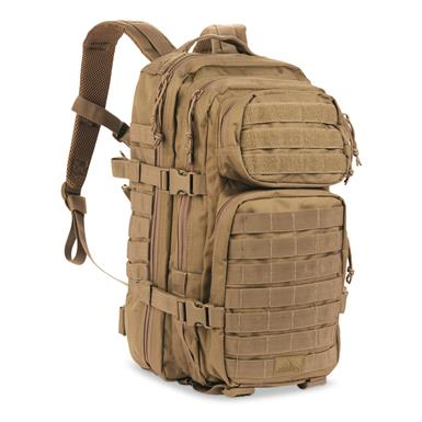 Red Rock Outdoor Gear Assault Pack, Coyote Tan