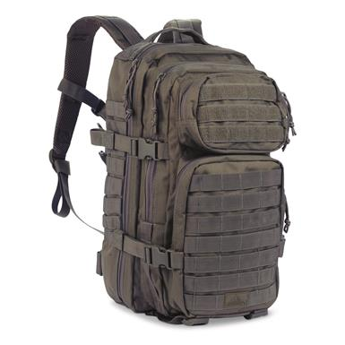 Red Rock Outdoor Gear Assault Pack, Olive Drab