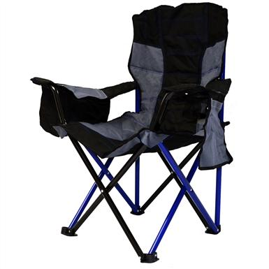Caravan Sports® Elite Portable Quad Chair, Blue