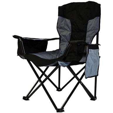 Caravan Sports® Elite Portable Quad Chair, Black