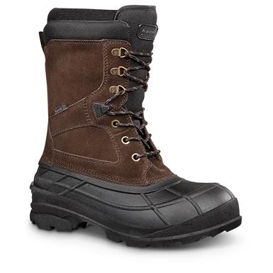 Comfort rated to-40º F, Dark Brown