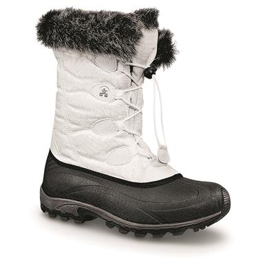 Kamik Women's Momentum Winter Boots, White