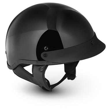 Epic Shorty Helmet, Gloss Black