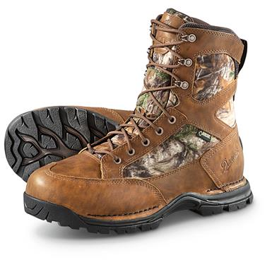 Danner Pronghorn Men's Insulated Boots, 400 Gram, Realtree Xtra