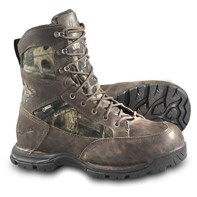 Danner Pronghorn Men's Insulated Boots, 800 Grams, Mossy Oak Break-Up Infinity