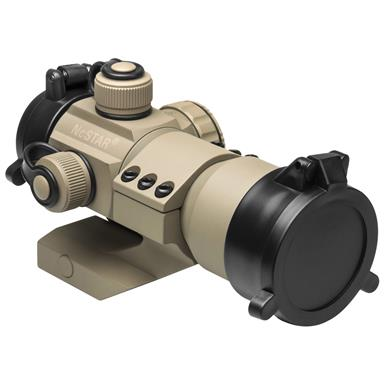 NcSTAR Tactical Red / Green / Blue Dot Sight