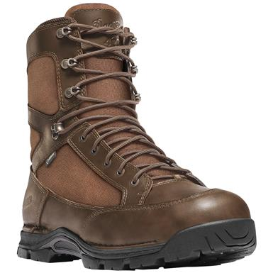 "Danner Men's Pronghorn 8"" GTX Waterproof Hunting Boots, Brown"