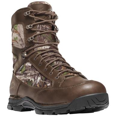 "Danner Men's Pronghorn 8"" GTX Waterproof Hunting Boots, RT Xtra Green"