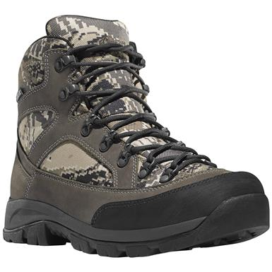 "Danner Men's 6"" Gila GTX Waterproof Hunting Boots, Optifade"