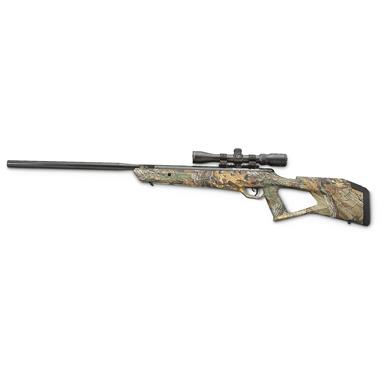 Benjamin Trail NP2 Break-Barrel Nitro-Piston Air Rifle, .22 Caliber, 3-9x32mm Scope, RealTree Stock
