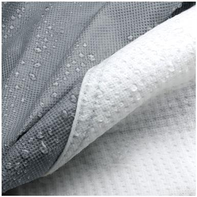 Triple-ply PolyPRO 3™ top fabric keeps out rain and snow