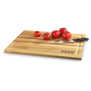 Guide Gear Maple Carving Board