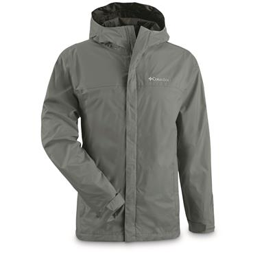 Columbia Men's Watertight II Jacket, Graphite / Black