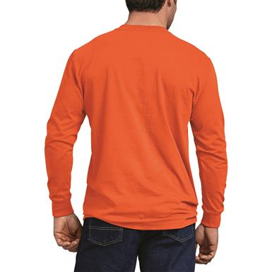 Back view, Orange